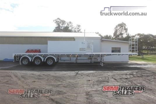 2006 Vawdrey Flat Top Trailer - Trailers for Sale