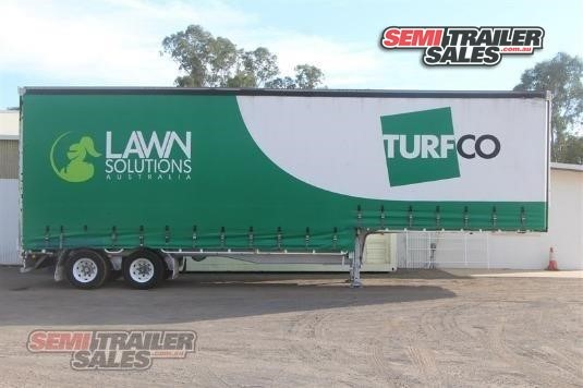 2011 Vawdrey Curtainsider Trailer Semi Trailer Sales - Trailers for Sale