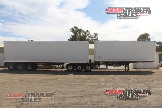 2004 Vawdrey Pantech Trailer Semi Trailer Sales - Trailers for Sale