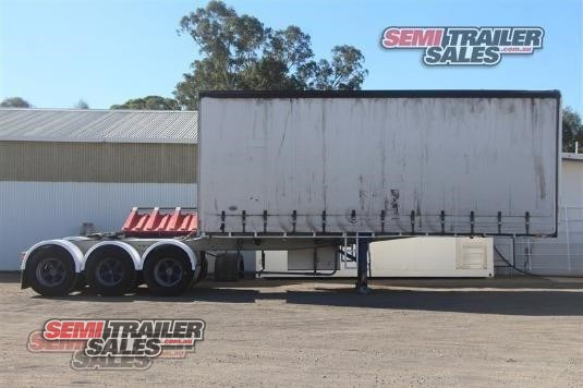 2005 Maxitrans Curtainsider Trailer Semi Trailer Sales - Trailers for Sale
