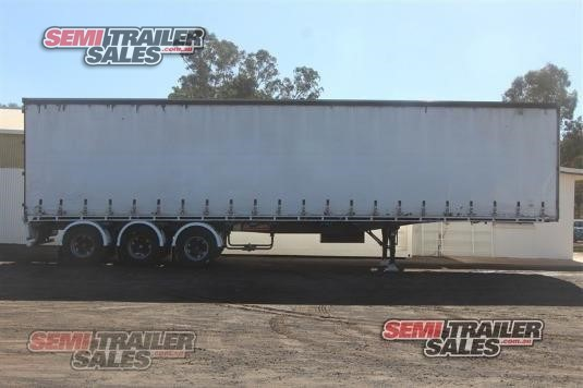 2007 Barker Curtainsider Trailer Semi Trailer Sales - Trailers for Sale