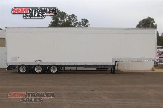 2002 Vawdrey Drop Deck Trailer Semi Trailer Sales - Trailers for Sale