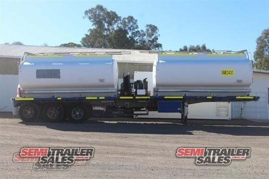 1982 Haulmark Flat Top Trailer Semi Trailer Sales - Trailers for Sale
