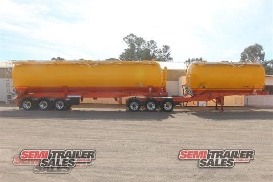 2007 Convair Tanker Trailer Semi Trailer Sales - Trailers for Sale