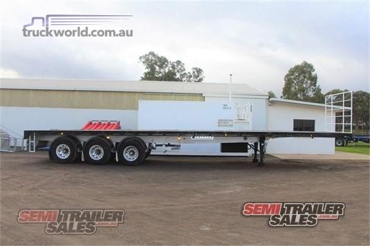 2017 Krueger Flat Top Trailer - Trailers for Sale