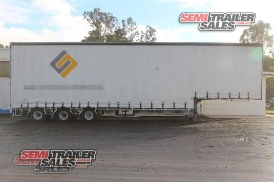 2012 Vawdrey Drop Deck Trailer Semi Trailer Sales - Trailers for Sale