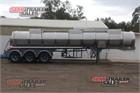 1988 Tieman Tanker Trailer Tank Trailers
