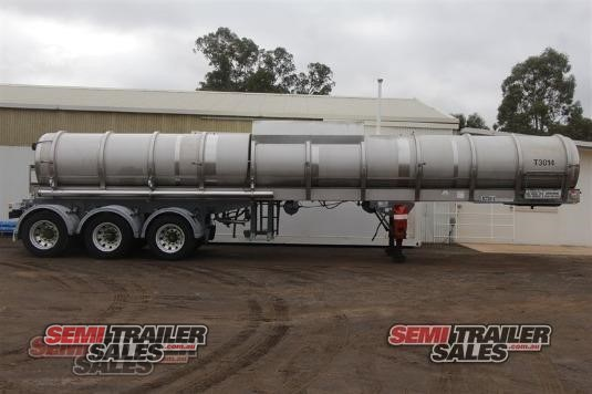 2001 Tieman Tanker Trailer Semi Trailer Sales - Trailers for Sale