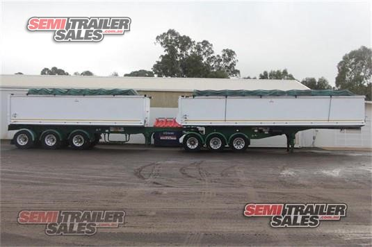 2008 Hercules Tipper Trailer Semi Trailer Sales - Trailers for Sale