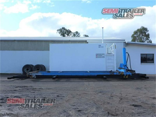 Custom Skeletal Trailer Semi Trailer Sales - Trailers for Sale