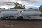 2006 Convair Tanker Trailer B Double Tanker Set