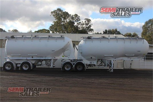 2006 Convair Tanker Trailer Semi Trailer Sales - Trailers for Sale