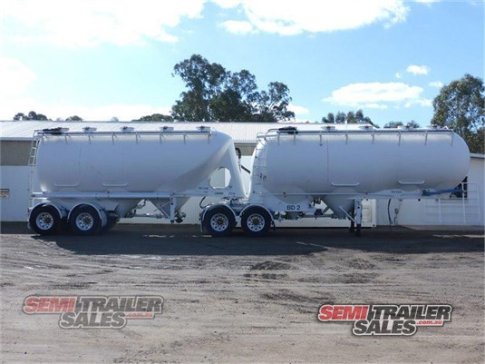 2002 Convair Tanker Trailer Semi Trailer Sales - Trailers for Sale