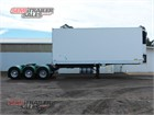 2007 Maxitrans Refrigerated Trailer B Double Lead/Mid A Trailer