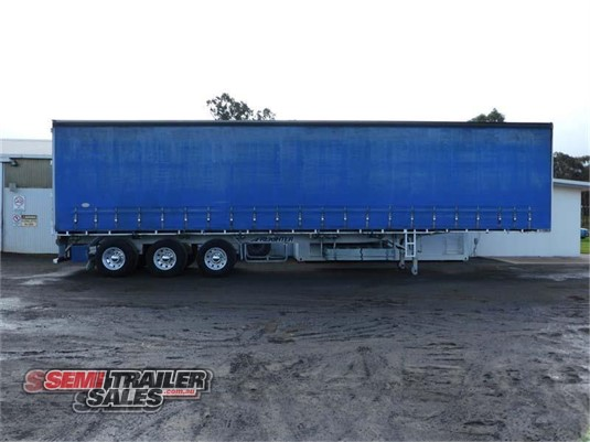 2010 Maxitrans Curtainsider Trailer Semi Trailer Sales - Trailers for Sale