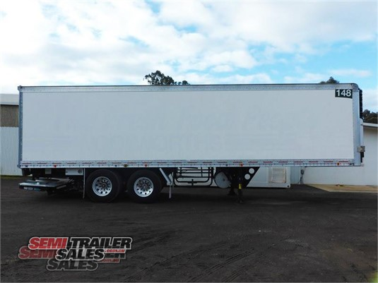 2004 Peki Refrigerated Trailer Semi Trailer Sales - Trailers for Sale
