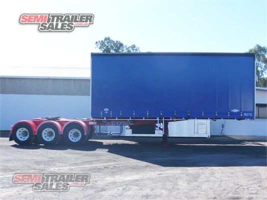 2011 Maxitrans Curtainsider Trailer Semi Trailer Sales - Trailers for Sale