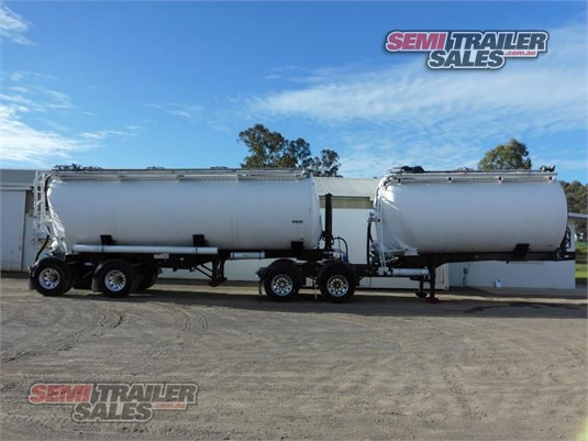 2006 Marshall Lethlean Tanker Trailer Semi Trailer Sales - Trailers for Sale
