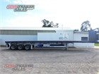 2010 Maxitrans Flat Top Trailer Flat Top Trailers