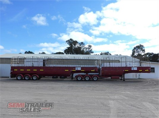 2001 Maxitrans Tanker Trailer - Trailers for Sale