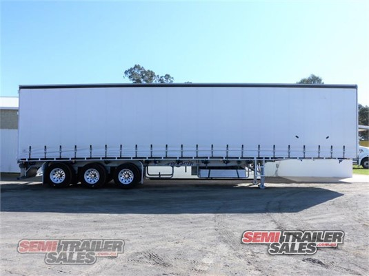2013 Maxitrans Curtainsider Trailer Semi Trailer Sales - Trailers for Sale