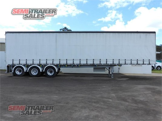 2007 Krueger Curtainsider Trailer Semi Trailer Sales - Trailers for Sale