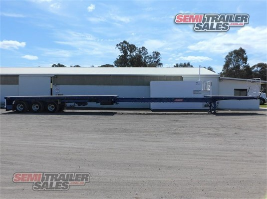2014 Barker Flat Top Trailer Semi Trailer Sales - Trailers for Sale