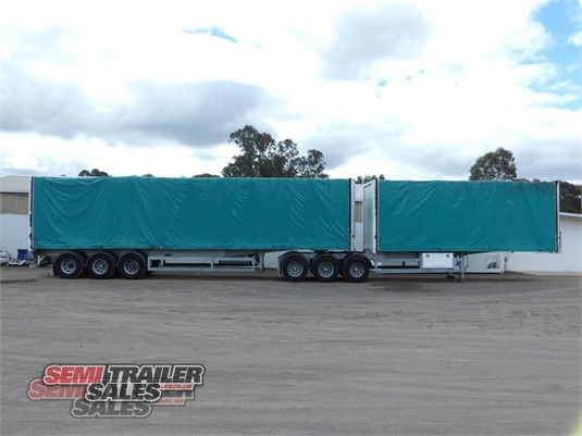 2006 Maxitrans Prairie Wagon Trailer Semi Trailer Sales - Trailers for Sale