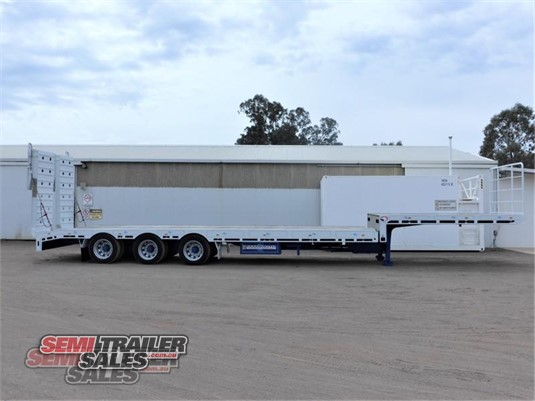 2018 Custom Drop Deck Trailer Semi Trailer Sales - Trailers for Sale