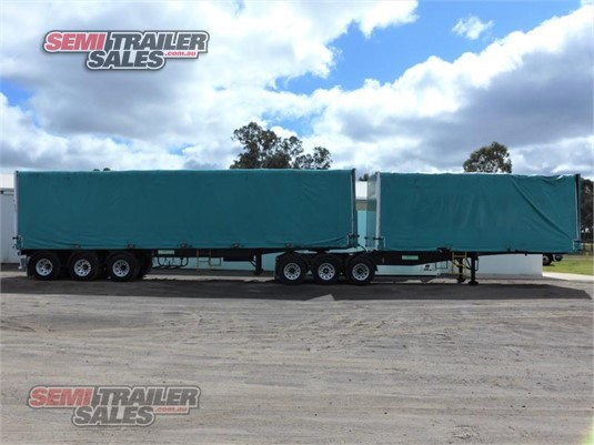 2001 Haulmark Prairie Wagon Trailer Semi Trailer Sales - Trailers for Sale