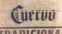 Cuervo Barrel Wall Decor 22x21