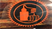 Tito's Handmade Vodka Light Up Sign approx 23x15