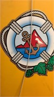 Pacifico Cerveza Clara Surfboard Decor 68x20