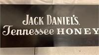 Jack Daniels Tennessee Honey bench, 5 feet long,