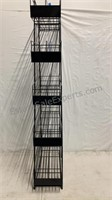 Metal wire rack