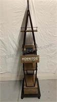 Hornitos tequila display holder