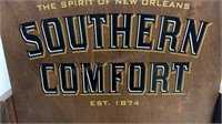 Southern Comfort The Spirit of New Orleans wooden