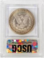 Coin 1892 Morgan Silver Dollar USCG MS63