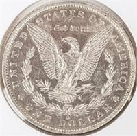 Coin 1881-O Morgan Silver Dollar Brilliant Unc.
