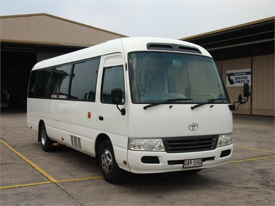 2009 Toyota Coaster - Buses for Sale