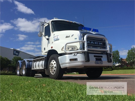 2009 Mack Granite Daimler Trucks Perth - Trucks for Sale