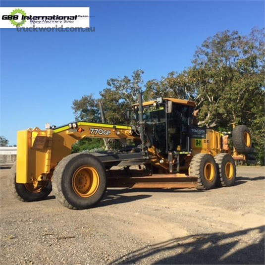2011 Deere 770GP - Heavy Machinery for Sale