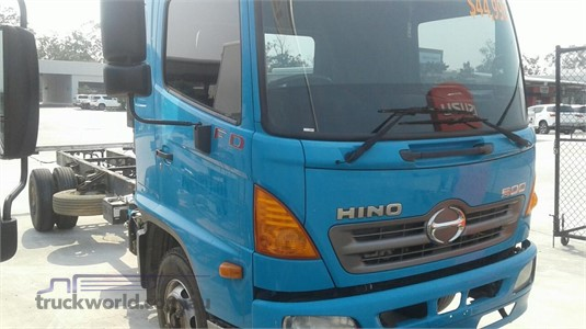 2010 Hino 500 Series 1024 FD - Trucks for Sale