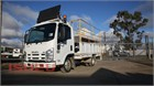 2010 Isuzu NLR 200 Service Vehicle