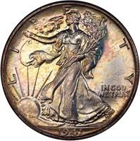 50C 1941 PCGS PR68 CAC