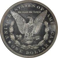 $1 1921 CHAPMAN. PCGS PR67