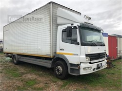 MERCEDES-BENZ ATEGO 1528  used