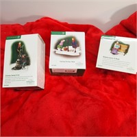 Dept. 56/Hallmark Ornaments/Christmas Online Auction