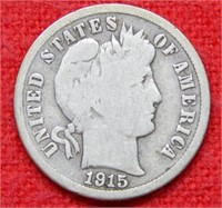 Weekly Coins & Currency Auction 11-15-19