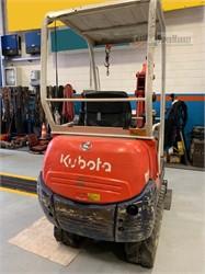 KUBOTA KX36-3  Usato